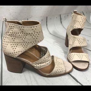 Lucky Brand Chunky Heel size 10M